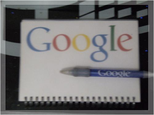谷歌中文网站管理员支持论坛小组寄来的小礼品
